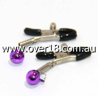 Adjustable Nipple Clamps With Bells