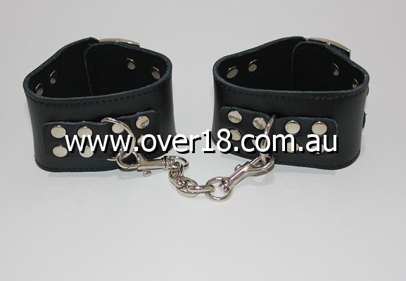 AffordableBondage Black Wrist Restraints
