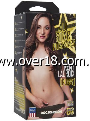 All Star Porn Stars Remy LaCroix