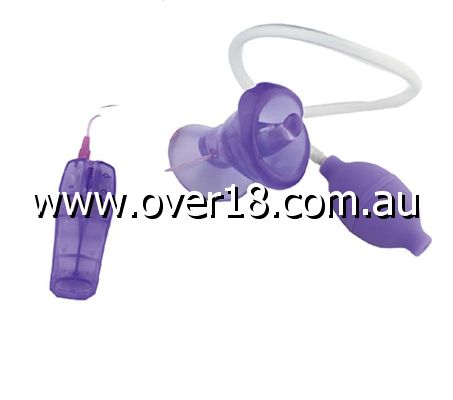 Aphrodisia Pump N Play Mouth  Tongue