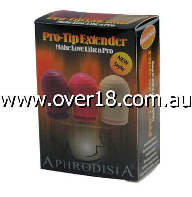 Aphrodisia Pro-Tip Extender Screw Thread