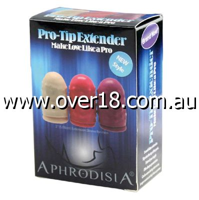 Aphrodisia Pro-Tip Extender Studded Sleeves