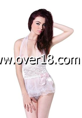 Babydoll with Ribbon  G-String