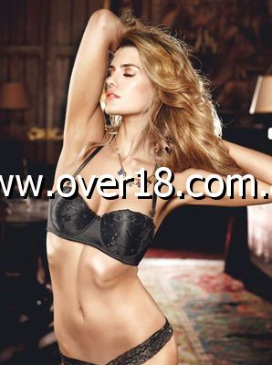 Baci Embroidered Strapless Convertible Bra