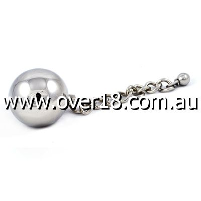 Bens Erotic Ball with Chain