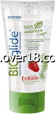 Bioglide Strawberry Lubricant 80ml