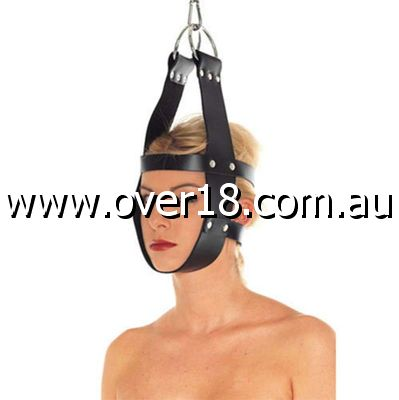 BDSM Head Harness Hanger Thin