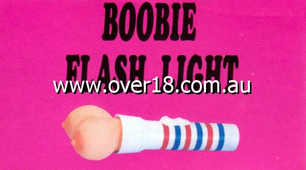 Boobie Flashlight