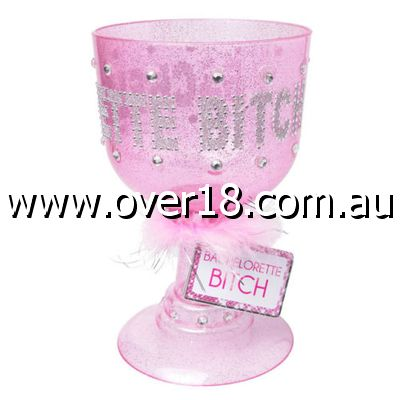 Bachelorette Party Favors Light-Up Pimp Cup