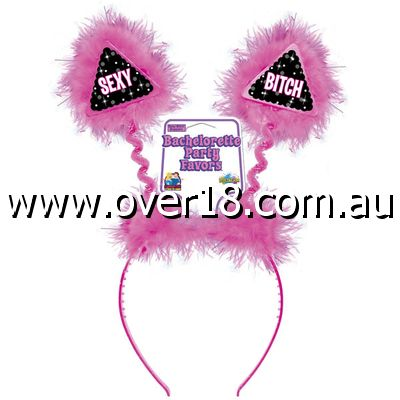 Bachelorette Party Favors Sexy Bitch Boppers