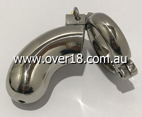 Bullnose Metal Male Chastity Device