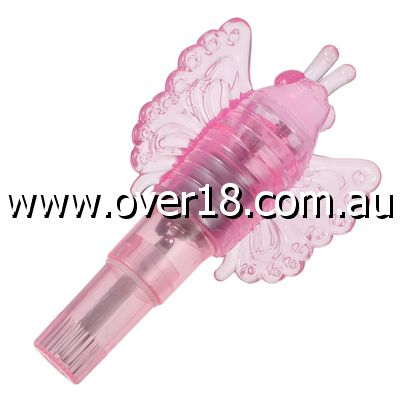 Aphrodisia Butterfly Vibrating Rocket