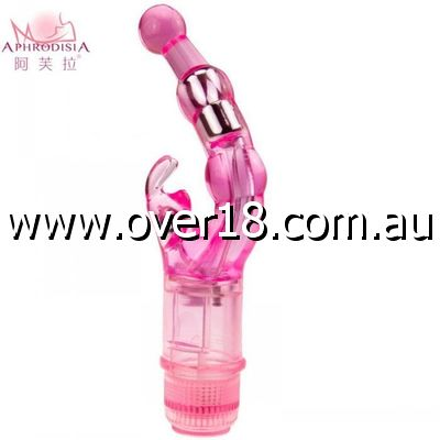 Aphrodisia Crystal Naughty Rabbit