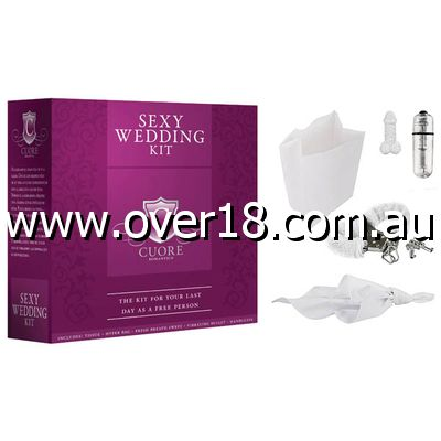 CUORE Sexy Wedding Kit