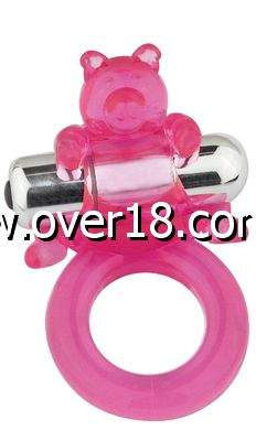 Aphrodisia Bear Cock Ring