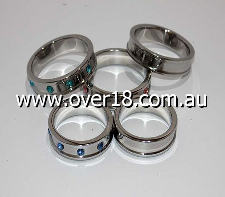 Deep Shallow Cock Ring 40mm