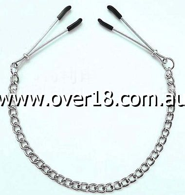 Deluxe Tweezer Nipple Clamps