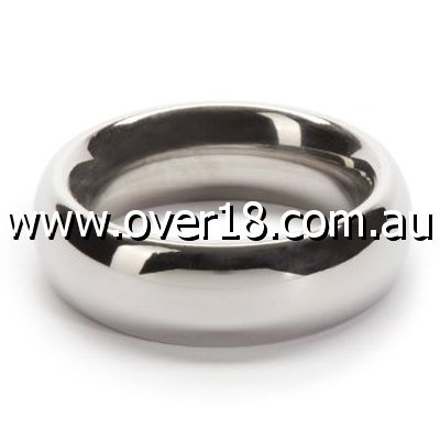 Donut Steel Cock Ring