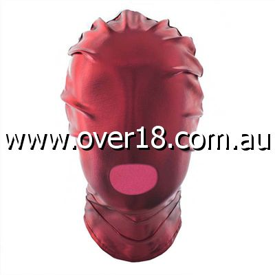 Double Layer Open Mouth Hood