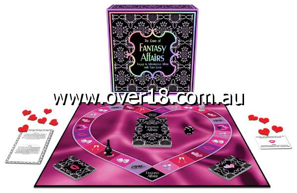 Fantasy Affairs Premier Board Game