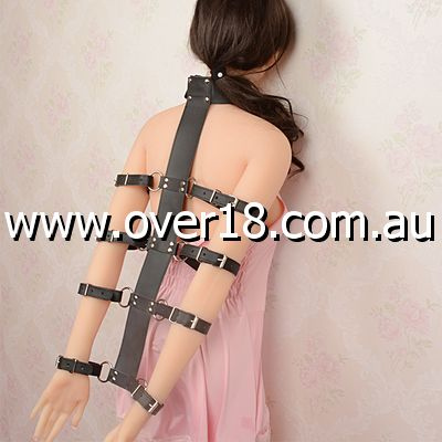 Birds Neck Collar  Arm Restraint