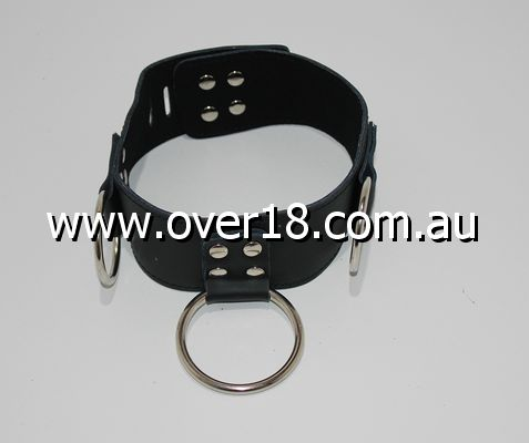 Gentle Medusa Ladies Bondage Collar Light PVC