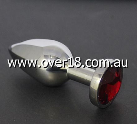 Helix Jewelled Anal Plug Large