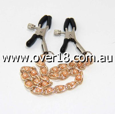 High Beam Nipple Clamps  Chain