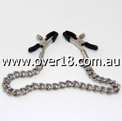 High Beam Tit Clamps  Chain