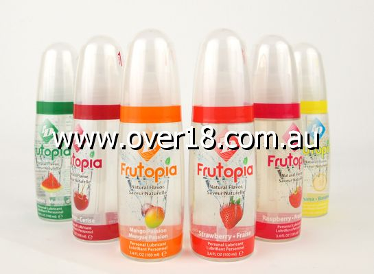 ID-Lube Frutopia Flavoured Lubricants