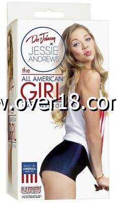 Jessie Andrews The All American Girl Masturbator