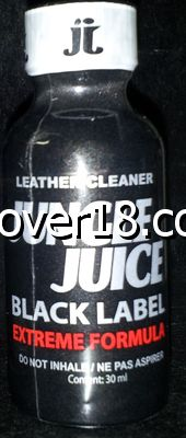 Jungle Juice Black Leather Cleaner