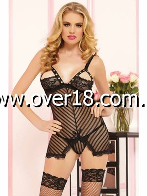 Laced With Love Chemise