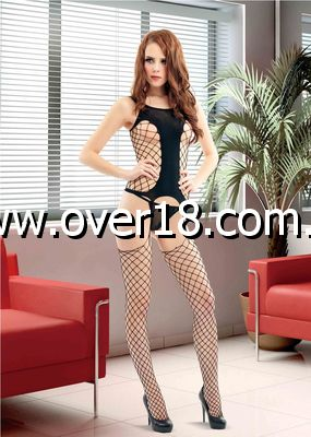 Monique Net Bodystocking