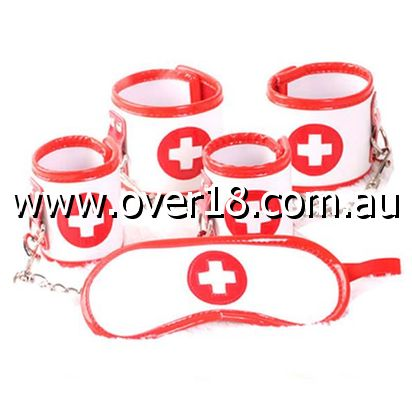Naughty Nurse Bondage Kit