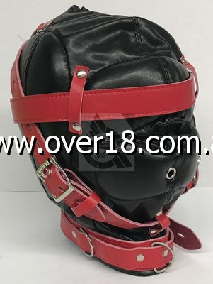 Obey Sir Sensory Deprivation Hood PVC