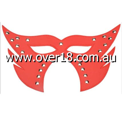 Open Bondage Eye Mask Light