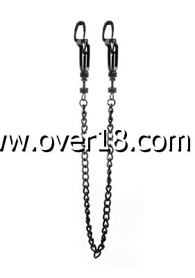 Ouch Helix Nipple Clamps