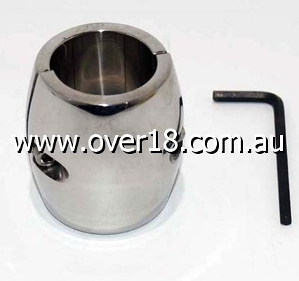 Oval Ball Steel Stretcher Weights