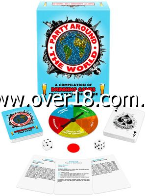 Party Around the World Game