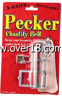 Pecker Chastity Belt