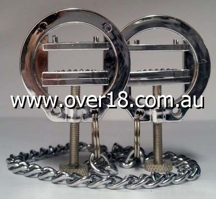 Priss Press Nipple Clamps