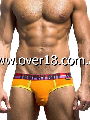 Push-Up Trophy Boy Brief
