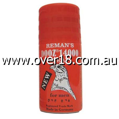 Remans Male Delay Spray