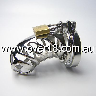 The Cartilage Chastity Device with Dual Ring
