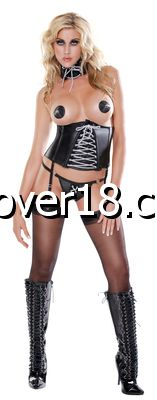 Fetish Fantasy Rock Out Corset