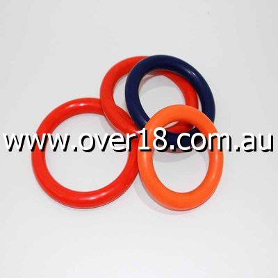 Cock  Ball Rubber Ring 70mm Diameter