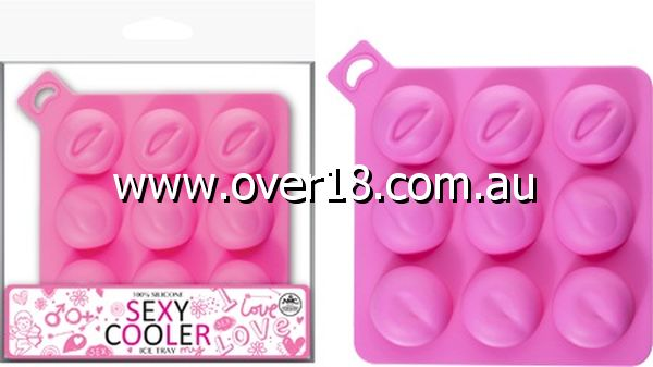 Sexy Cooler Ice Tray