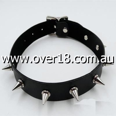 Stylish Spiked Collar Heavy