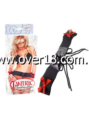 Tantric Binding Love Corset with Wrist Cuffs